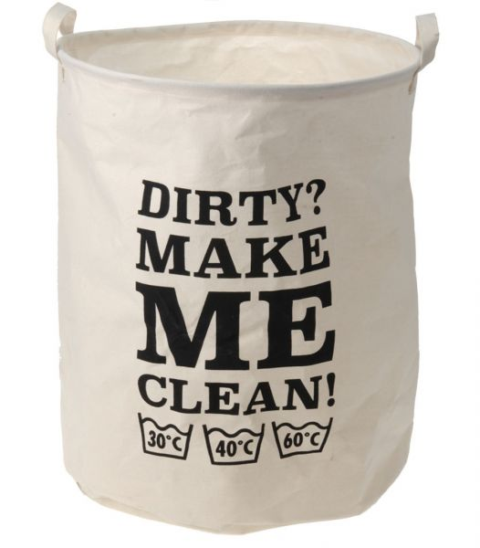 Dirty? Make me clean!