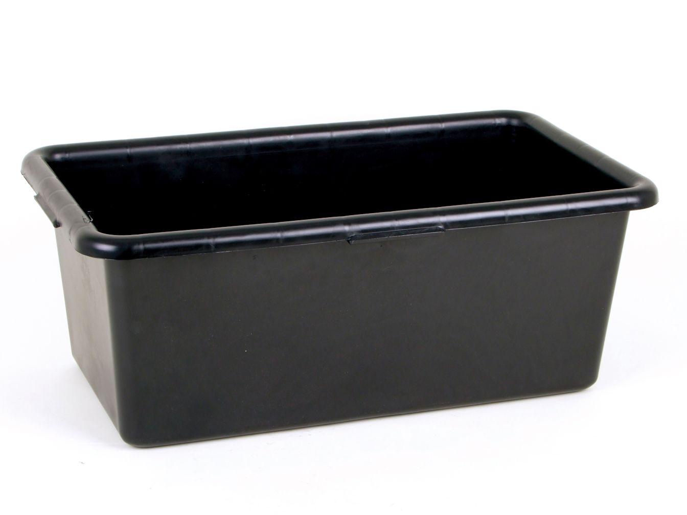 Mörtelkasten 60 Liter 3er Set Mörtelkübel Baukübel Zementkübel