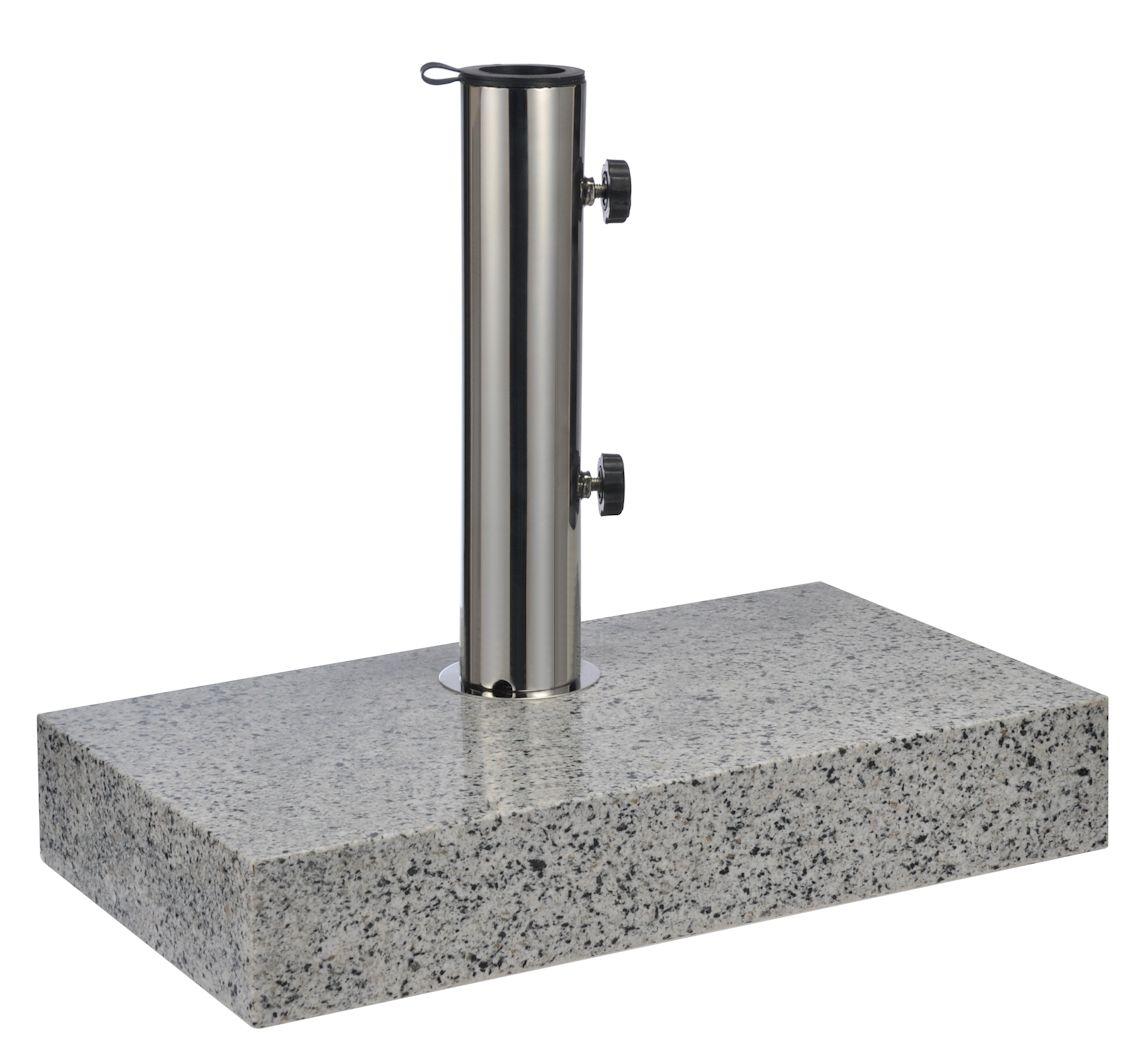 sonnenschirmst nder verschiedene gr en designs granit. Black Bedroom Furniture Sets. Home Design Ideas